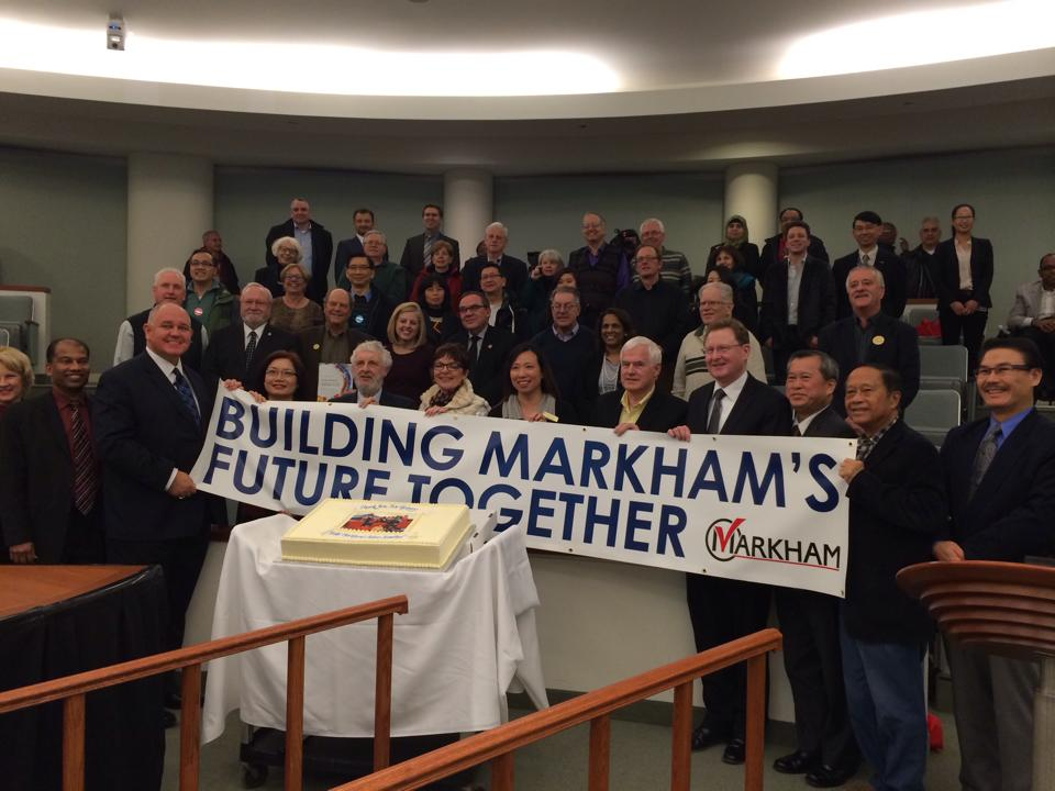 Building Markham Together