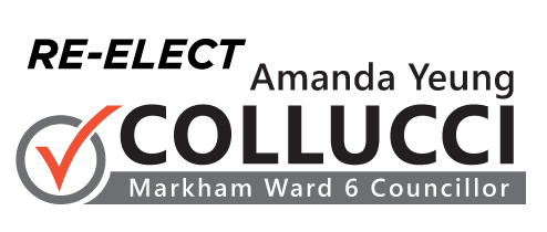 Amanda Yeung Collucci For Ward 6 City Councillor in Markham